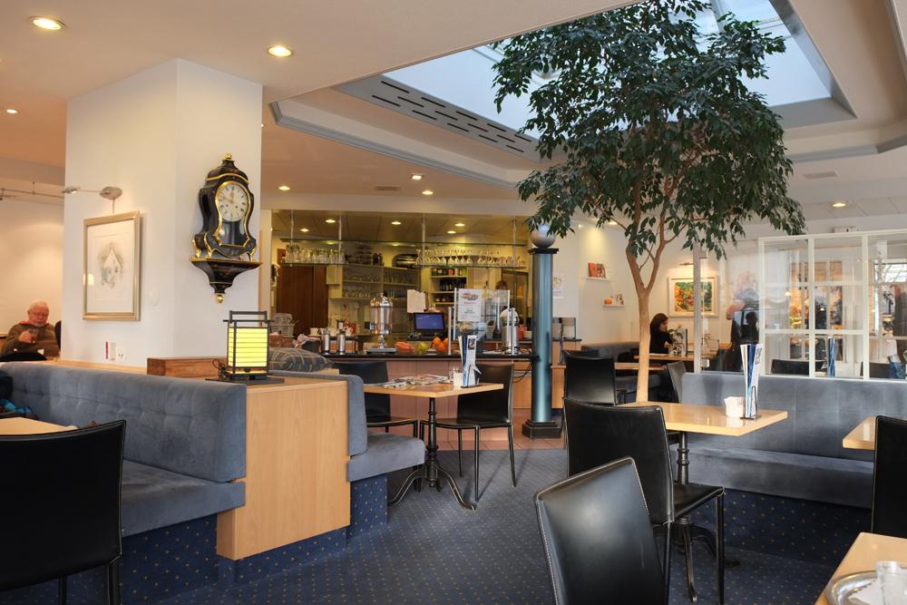Cafe Abderhalden Innenansicht
