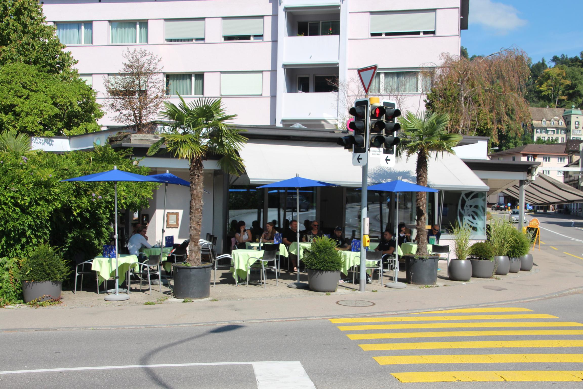 Cafe Abderhalden Aussenansicht