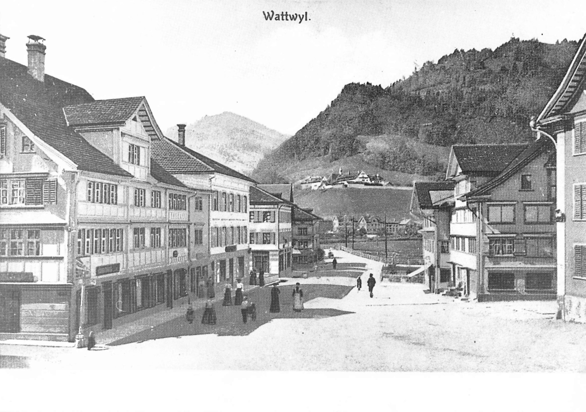 Altes Wattwil