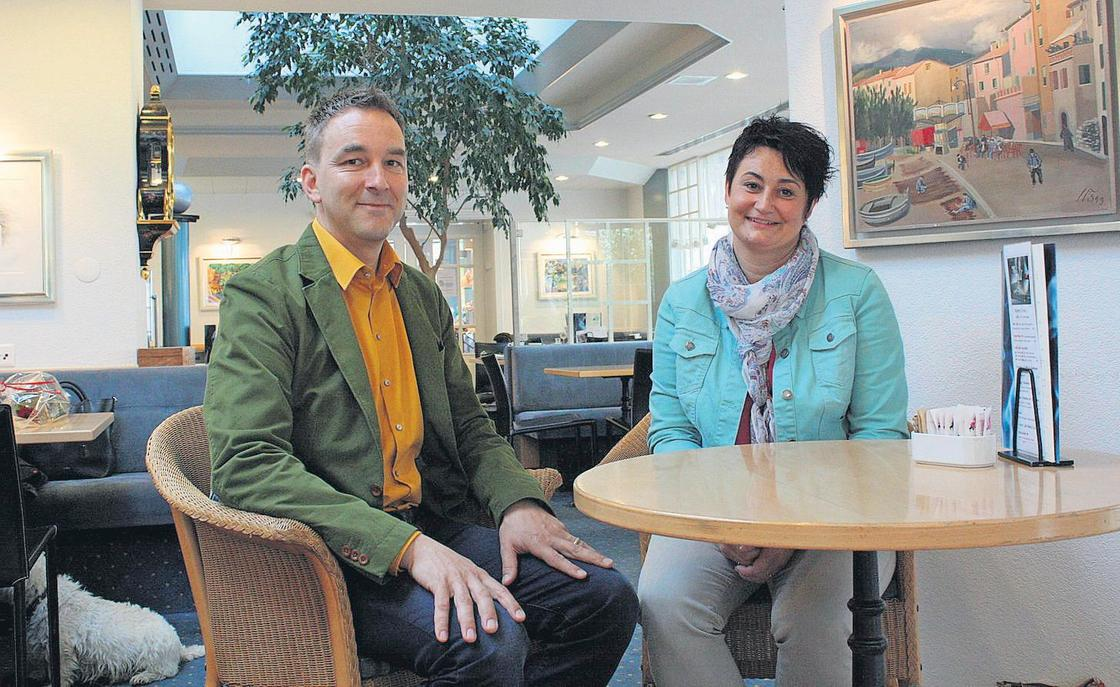 Tagblatt Baeckerei Abderhalden AG Wattwil Gregor und Manuela Menzi